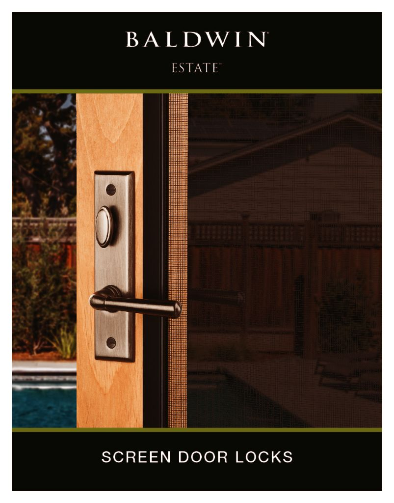 thumbnail of Estate Screen Door Lockspdf
