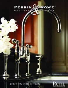 Rohl Perrin & Rowe Collection